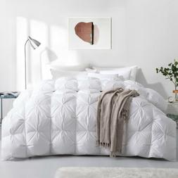 Puredown 800 Fill Power 93% Goose Down  Comforter TOP Qualit