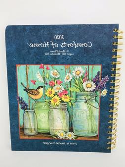 Comforts of Home |17 Month Planner - August 2019-December 20