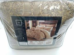 Chic Home 9 Piece Como Decorator Upholstery Quality Jacquard