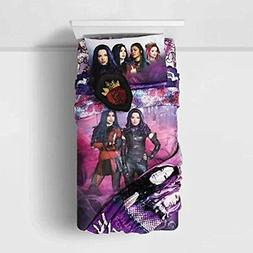 Descendants 3 Twin Wickedly Fabulous Comforter Home &amp Kit