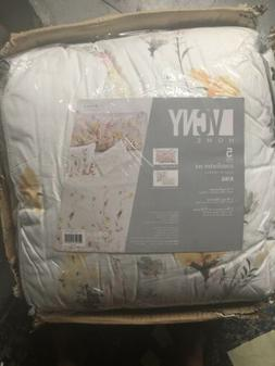 Vcny Home Five Piece Comforter Set KING NEW IN BOX