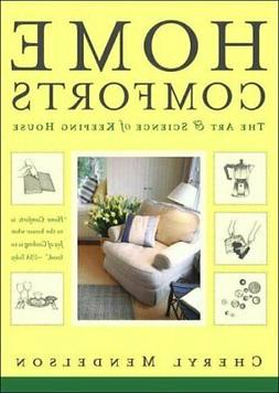Home Comforts: The Art and Science of Keeping House .. NEW