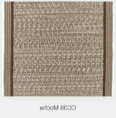 casual comfort bordered wool country cottage home