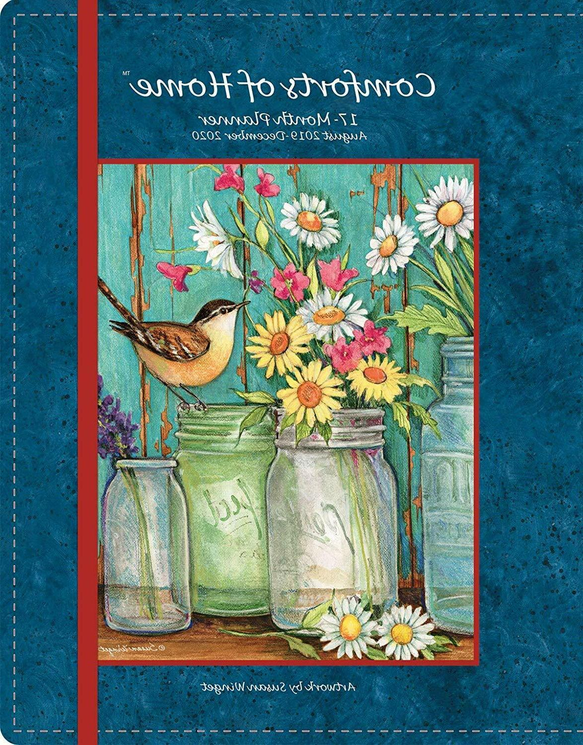 comforts of home 2020 monthly planning calendar