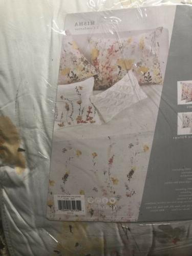 Vcny Home Five Piece Comforter Set IN BOX