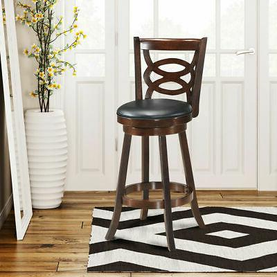 """Home Kitchen Chairs 29""""Swivel Seat"""