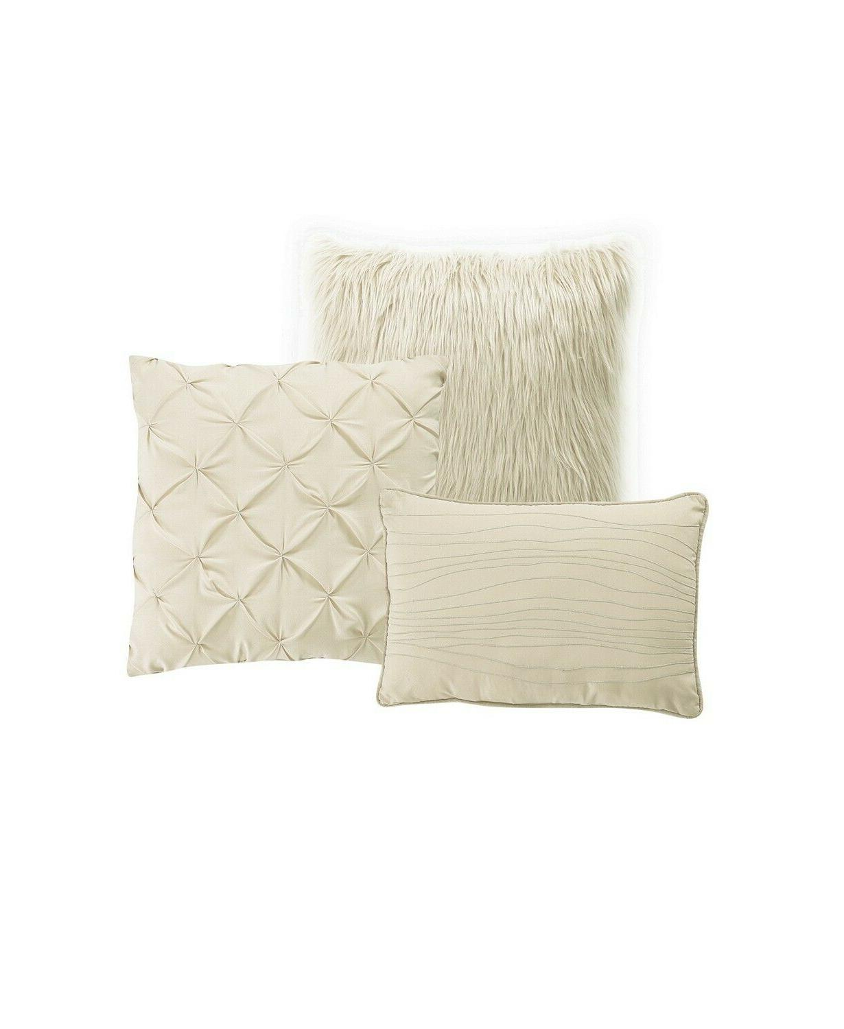 VCNY Keith Textured Botanical 14-Pc. - QUEEN -