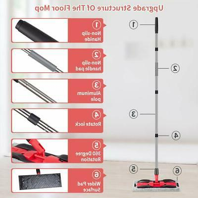 Laminate Wood Mop Dust Kit Floor