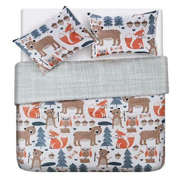VCNY Little Campers Woodland Super Multiple Size