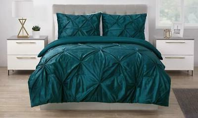 NEW Vcny Home 3-Piece Set - Teal -