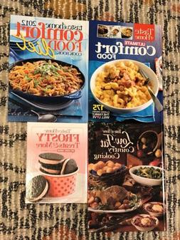 Lot Taste Of Home Ultimate Comfort Food Diet Low Fat Country