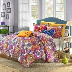 Chic Home Mumbai 8-Piece Reversible Comforter Set