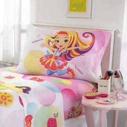 Nickelodeon Sunny Day Sunny Bubbles Kids Full Bedding Sheet