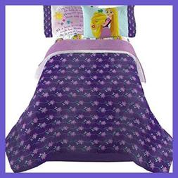 Disney Tangled Kids Bedding Soft Microfiber Reversible Comfo