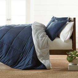Home Collection Ultra Soft Down Alternative Reversible Comfo