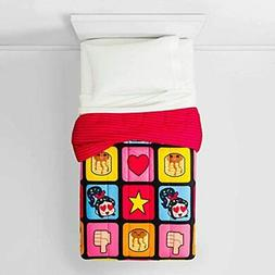 Wreck-It Ralph Reversible Twin Comforter Home &amp Kitchen
